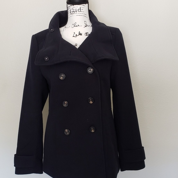 H&M Jackets & Blazers - H&M Peacoat Navy